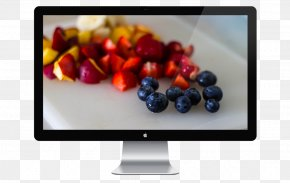 Apple Thunderbolt Display - Food Blueberry Nutrition Health PNG