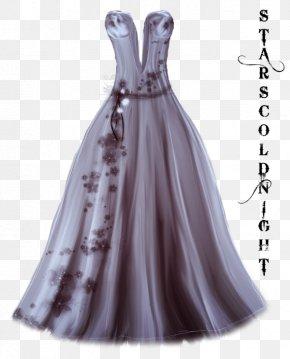 Dress - Dress Evening Gown Clothing DeviantArt PNG