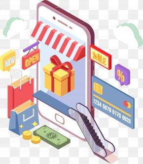 Mobile Online Shopping - Website E-commerce World Wide Web Digital Marketing Service PNG