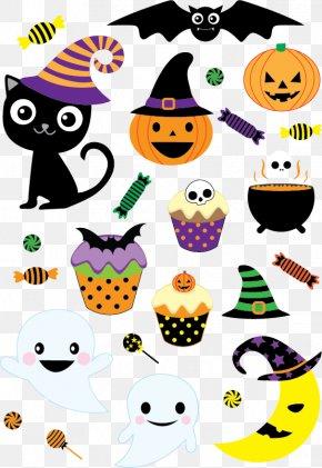 Halloween Design Elements - Halloween Jack-o'-lantern Pumpkin Calabaza PNG