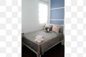 Bedroom - House Bedroom Land Lot Mattress Home PNG