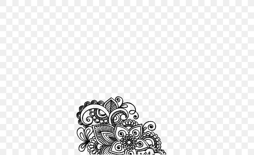 Tattoo Mehndi Henna Sticker Png 500x500px Tattoo Abstraction