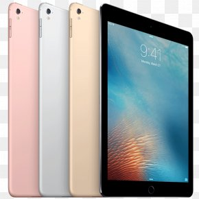 Wi-Fi128 GBRose GoldIpad Pro - IPad Air 2 Apple IPad Pro 9.7-inch (32GB, Wi-Fi, Gold) MLMQ2LL/A Apple 9.7-inch IPad Pro PNG