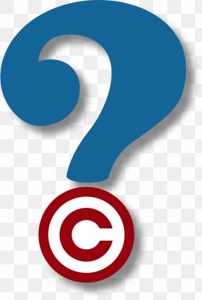 Questionmark Pictures - Copyright Question Mark Free Content Clip Art PNG