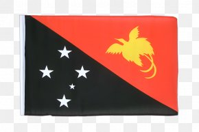 Papua New Guinea - Flag Of Papua New Guinea National Flag Flag Patch PNG