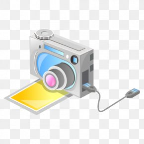 Camera Vector Material - Camera Photography Icon PNG