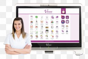 Computer - Beauty Parlour Project Management Software Aesthetics Computer Software PNG