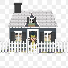 Cottage Cliparts - House Cottage Drawing Cartoon Clip Art PNG