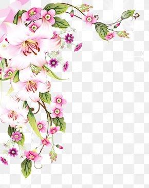 Dendrobium Prickly Rose - Floral Spring Flowers PNG