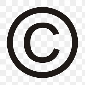 Copyright - Copyright Symbol Copyright Law Of The United States Registered Trademark Symbol PNG