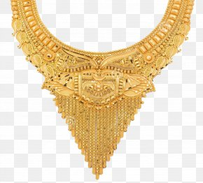 Jewellery - Earring Jewellery Gold Jewelry Design Necklace PNG
