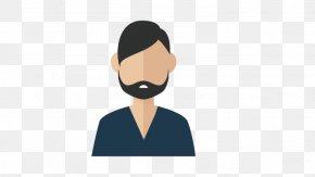 Cartoon Man - Nose Cartoon Facial Hair Illustration PNG
