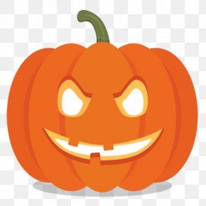 Cute Halloween Elements - Halloween Calabaza Jack-o'-lantern Pumpkin Icon PNG