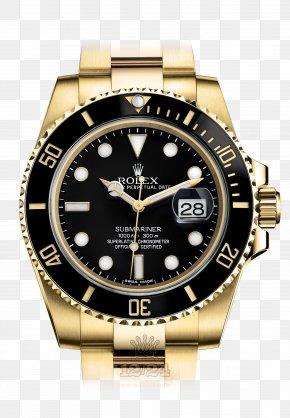 Rolex - Rolex Submariner Rolex Datejust Automatic Watch PNG