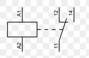 Symbol - Solid-state Relay Electronic Symbol Wiring Diagram Schematic PNG