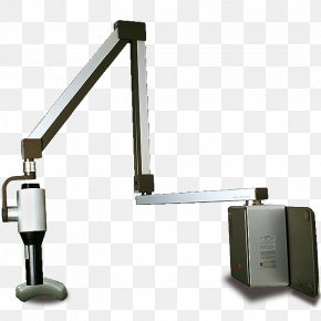 Medical X-ray Scanner Mechanical Arm - X-ray Light Robotic Arm Mechanical Arm PNG