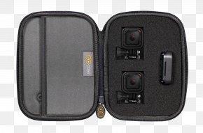 GoPro Camera - GoPro Case Black Industrial Design Digital Cameras PNG