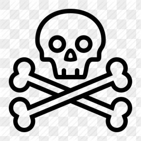 Skull And Crossbones Download High Quality - Skull And Bones Skull And Crossbones Drawing PNG