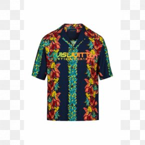 T-shirt - T-shirt Aloha Shirt Dress Shirt Clothing PNG