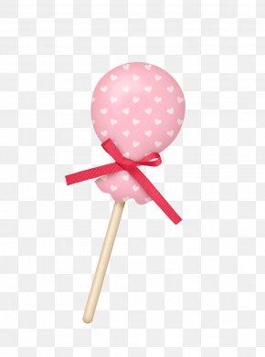 Pink Lollipop - Lollipop Candy PNG