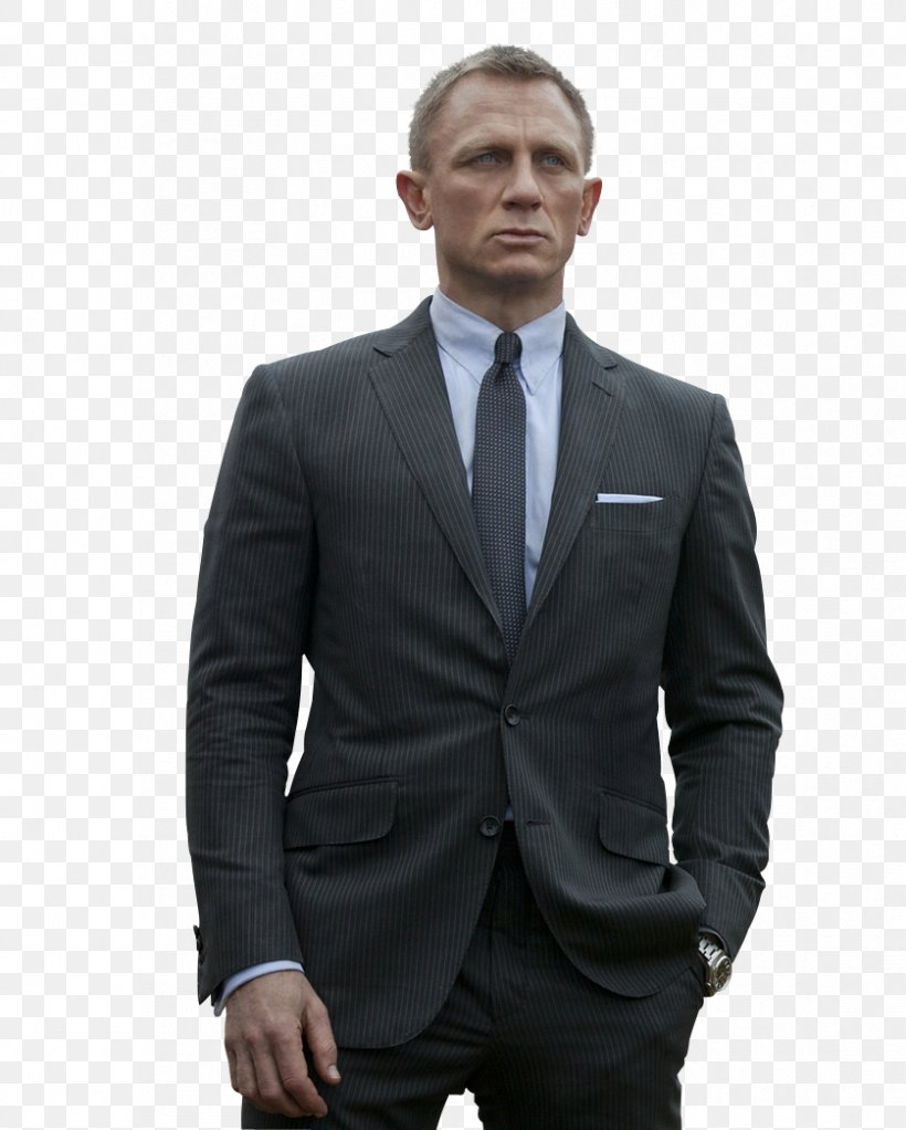 Daniel Craig James Bond Film Series Skyfall Suit Png