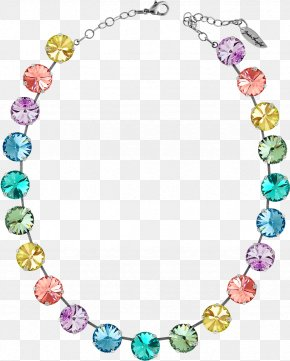 Chain Necklace Clipart - Necklace Swarovski AG Jewellery Chain Want Boutique Silver PNG