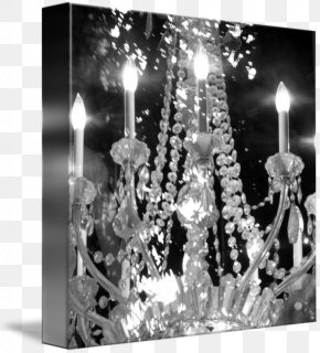 Religious Style Chandelier - Gallery Wrap Canvas Chandelier Art Printmaking PNG