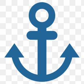Anchor - Mystic Seaport Emoji SMS Text Messaging PNG