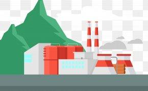 Factory Base - Factory Illustration PNG