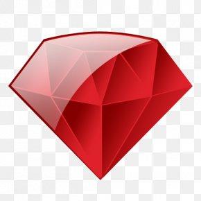 Ruby - Ruby Icon Programming Language PNG