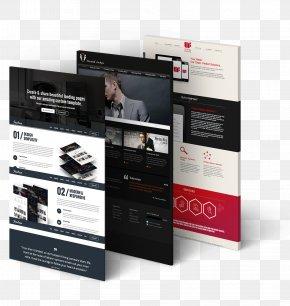 Website Mock Up - Web Design It's Everything Marketing Search Engine Optimization PNG