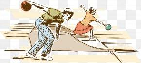 Bowling - Ten-pin Bowling Sport Shutterstock PNG