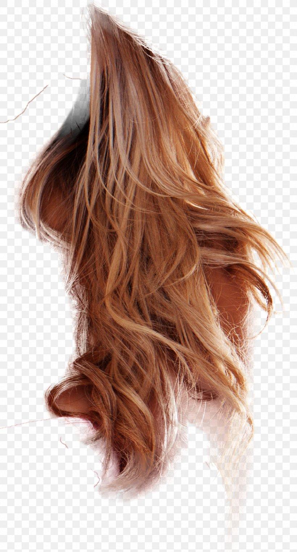 Blond Hair Coloring Layered Hair Human Hair Color, PNG ...