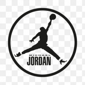 Michael Jordan - Jumpman Air Jordan Logo Nike PNG