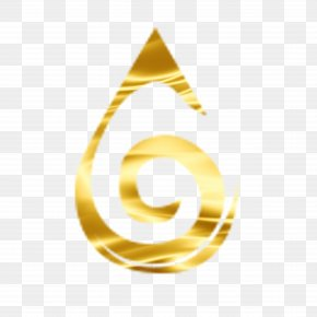 Golden Water - Water Gold PNG