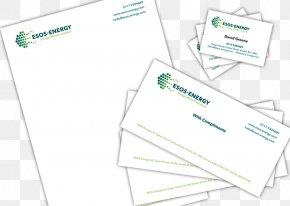Design - Paper Product Design Logo Font PNG