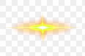 Yellow Light Effect Element - Yellow Light PNG