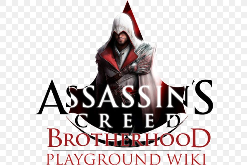 Assassin's Creed: Brotherhood Ezio Auditore Assassins Video Game Uplay, PNG, 600x549px, Ezio Auditore, Assassins, Brand, Christmas, Everipedia Download Free
