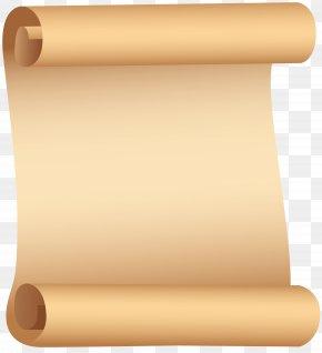 Paper Scroll Clip Art - Paper Clip Clip Art PNG