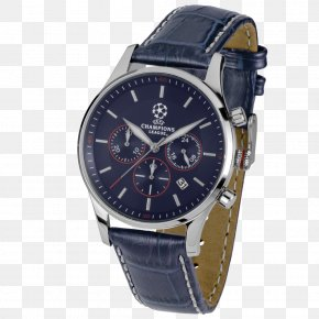 Watch - UEFA Europa League UEFA Champions League Watch 24 Hours Of Le Mans Chronograph PNG