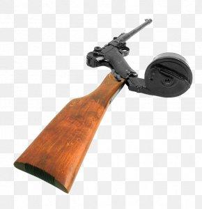 Gun - Handgun Icon PNG