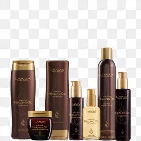 Hair - L'ANZA Keratin Healing Oil Hair Treatment Hollywood Style Hair Care PNG