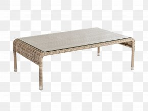 Coffee Table - Lounge Table Garden Furniture Couch PNG