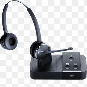 Skype Wireless Headset - Headset Jabra PRO 9450 Jabra PRO 9460 Headphones PNG