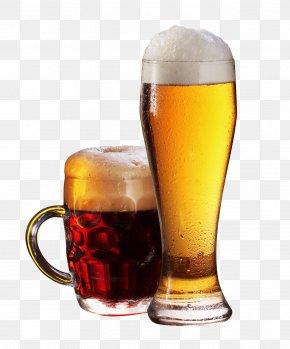 Beer Glass - Beer Glassware PNG