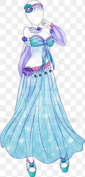 Sea Soul Shirt - Design Drawing Clothing Dress DeviantArt PNG