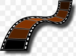 Film Reel Clipart - Hollywood Film Cinema Photography Clip Art PNG