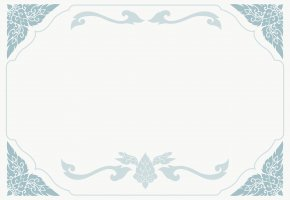 Blue And White Certificate Template Image - The Arts Royalty-free Clip Art PNG