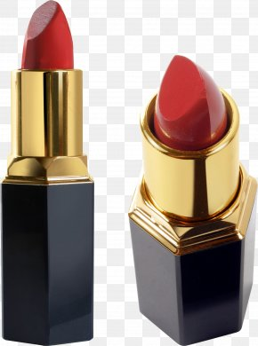 Lipstick - Beauty Parlour Cosmetics Icon PNG