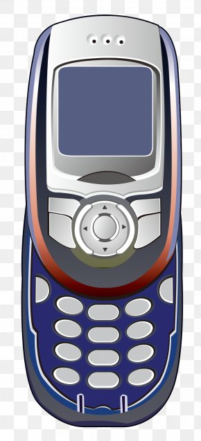Mobile Communication Tools - Feature Phone Mobile Phone Communication PNG